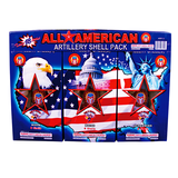 ALL AMERICAN  ART. SHELL PACK