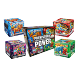 PREHISTORIC POWER-500G CASE