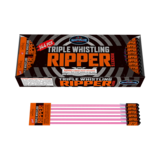 TRIPLE WHISTLING RIPPER ROCKETS